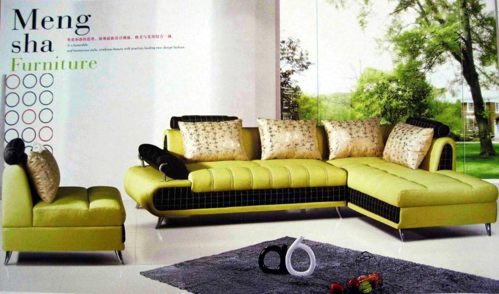 欧式客厅双妃沙发