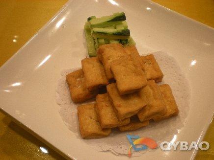 美甲豆腐块图片