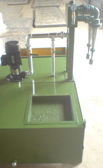 供应乳化液用过滤装置配置-乳化液过滤装置