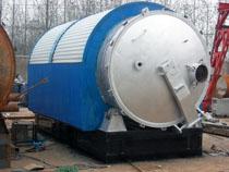 供应废轮胎一体炉炼油装置图片