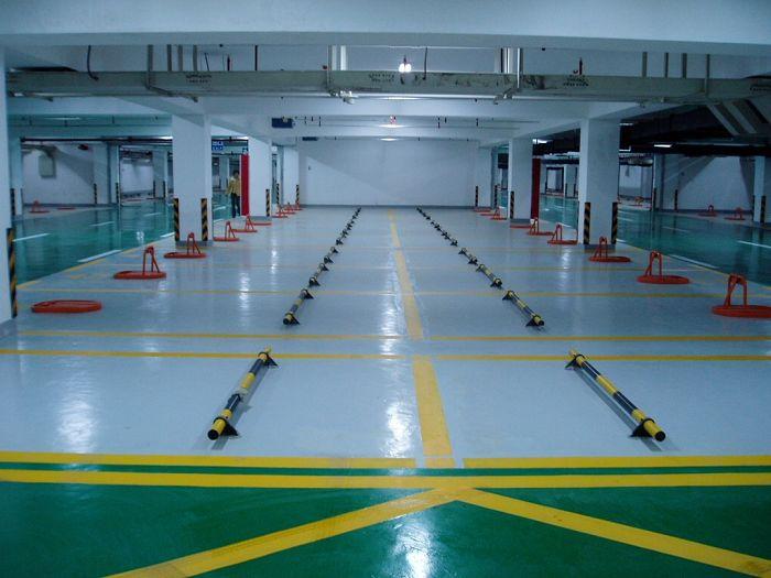 银川地下停车场案例