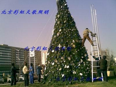 圣诞树装饰物图片_圣诞树装饰物图片大全