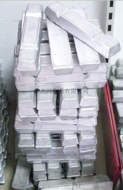 回收深圳锌合金废料