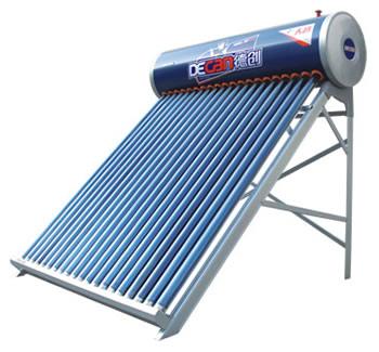 德创太阳能热水器天越系列图片/德创太阳能热水器天越系列样板图