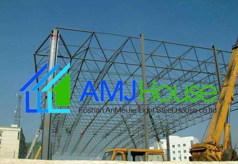 网架钢结构图片