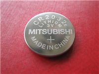 三菱纽扣电池CR2032