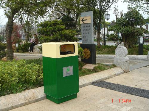 贵阳果皮箱首选品牌,贵阳垃圾桶,环保垃圾桶,环保果皮箱,四星环保