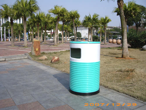 四星公共垃圾桶,环保垃圾桶