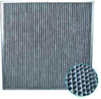 供应耐高温高效过滤器、粉尘滤芯、除尘滤芯、除尘器