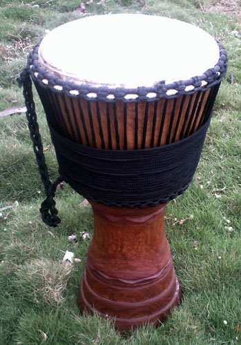 非洲手鼓鼓谱 新疆手鼓 非洲手鼓伴奏曲谱