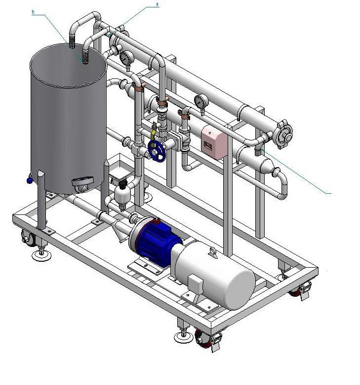 供应纳滤膜实验设备