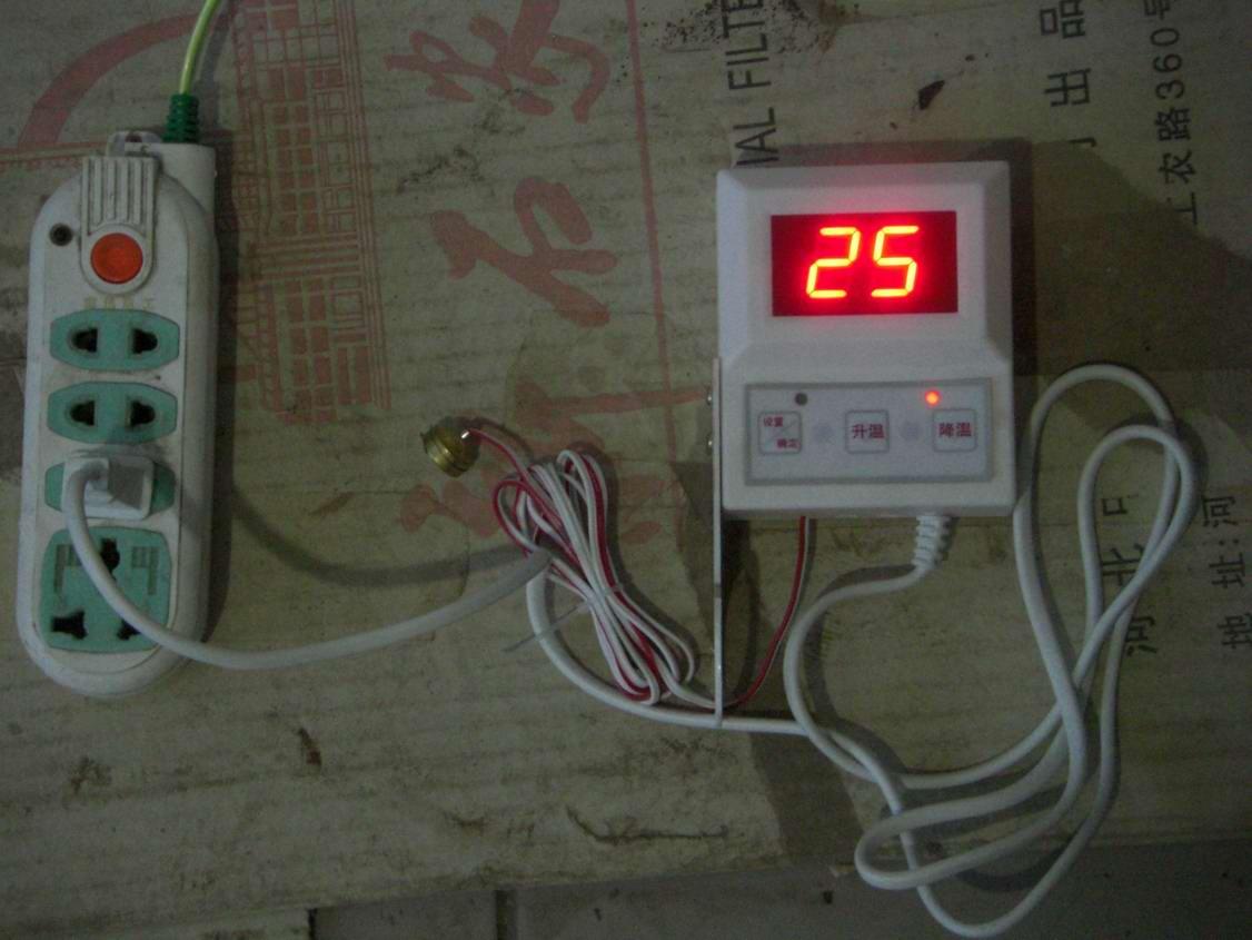供应电超导暖气片用温控器
