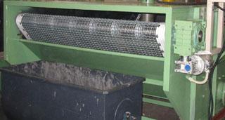 供应钢铁厂除磷用纸带过滤机-钢铁用纸带过滤机配置图片