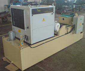 供應配有制冷機的紙帶過濾系統-煙臺紙帶過濾系統圖片