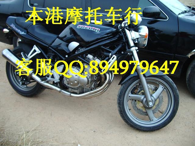 进口铃木gsf 250盗匪摩托车报价