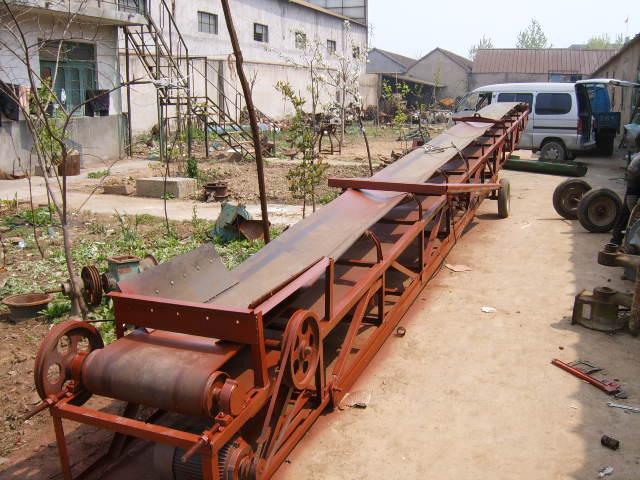 供应皮带输送机、输送设备