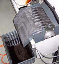 供应机床增加排屑过滤装置-机床排屑过滤装置