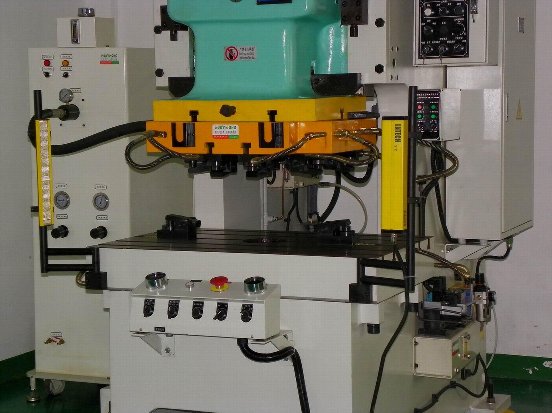 印刷电路板冲孔脱料系统报价