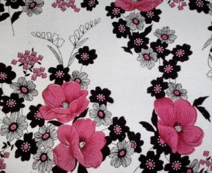 12安 帆布印花图片