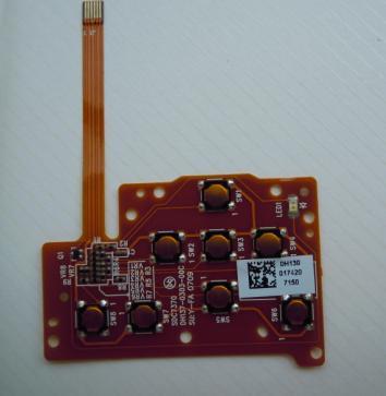 fpc柔性线路板图片