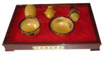 半坡陶器模型