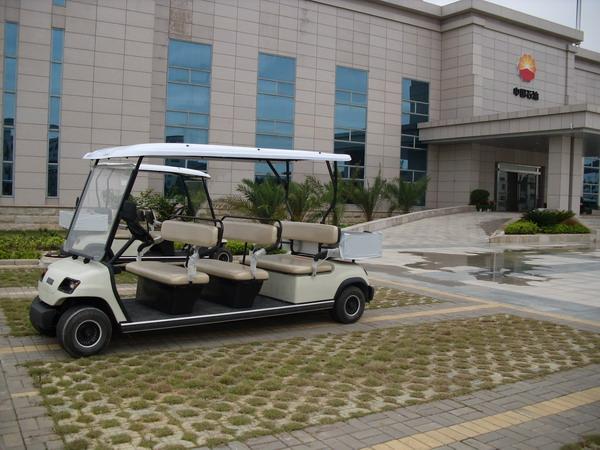 供应8座高尔夫观光车