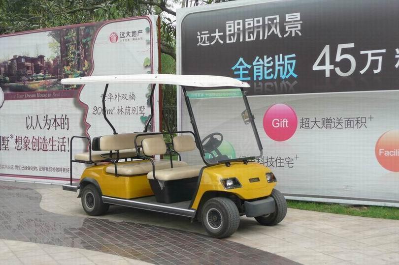 供应6座高尔夫观光车