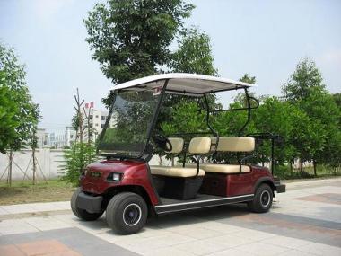 4座高尔夫观光车图片/4座高尔夫观光车样板图 (1)