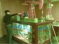 中国石油大学油井模型