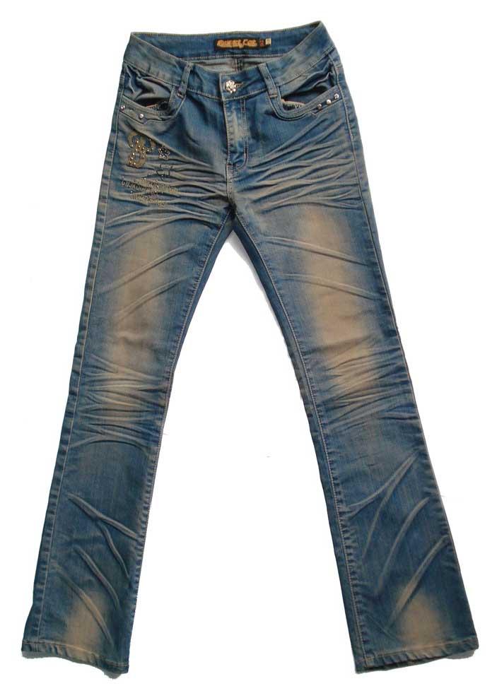 女式牛仔裤