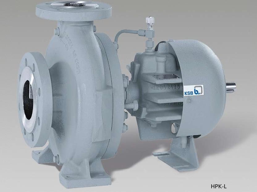 供应ksb凯士比热水循环泵HPK批发