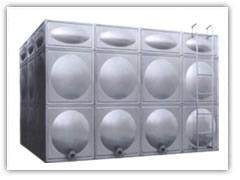 供应钢板喷塑水箱