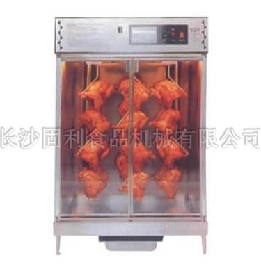 供应垂直式电烤鸡炉V24