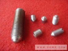 不锈钢钢珠螺钉