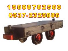 供应5吨平板车,平板车的加工订做
