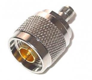 射频测试线缆连接头图片
