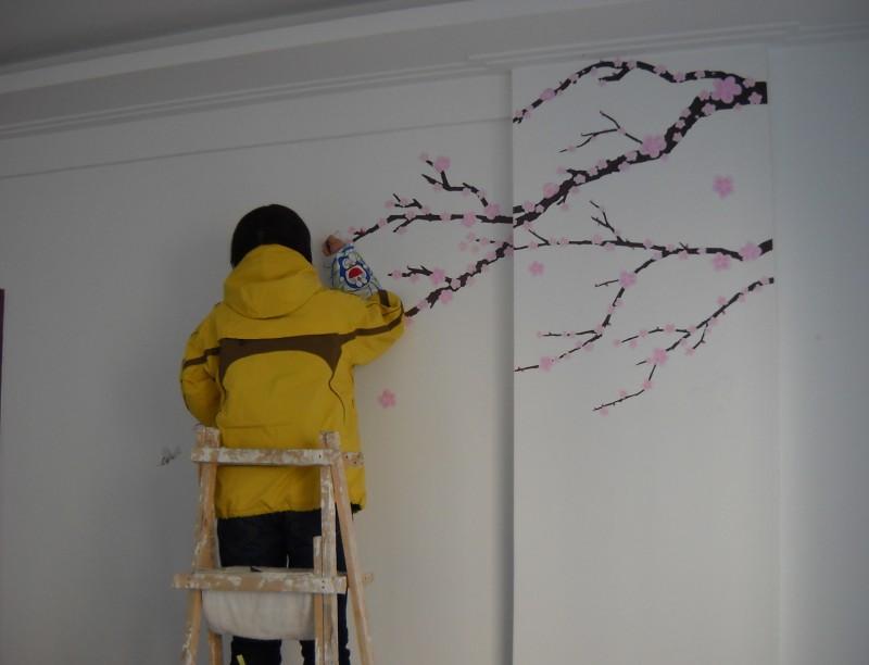 上海最专业墙体绘画图片_上海最专业墙体绘画图片大全