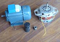 供应电动机