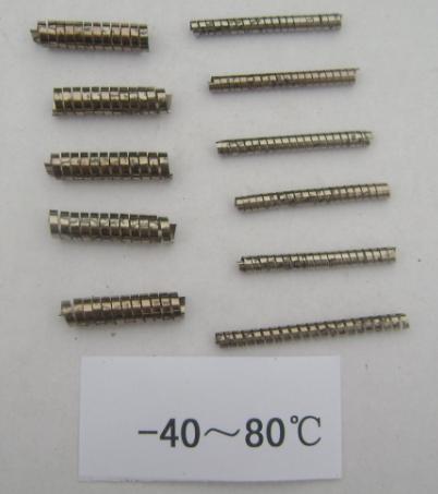 供应双金属元件-40