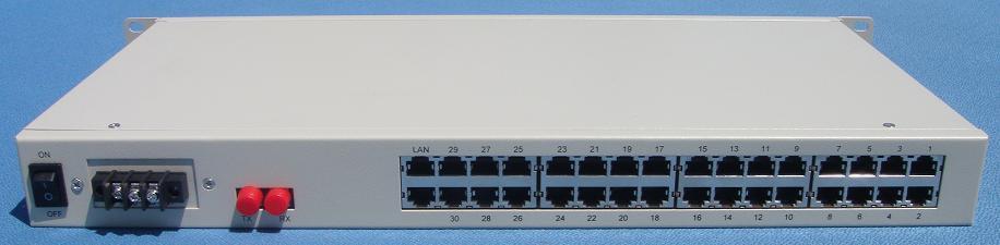 供应NE-PCM30F30路电话光端批发