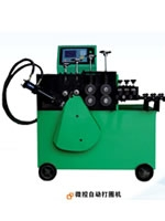 供应液压打圈机,新款打圈机  高精度打圈机 伺服打圈机