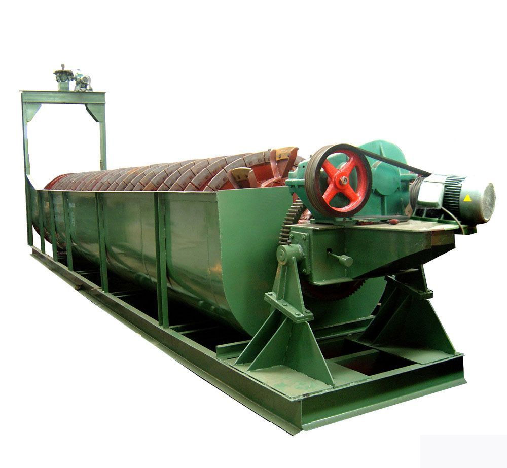 专业洗矿机制造螺旋洗矿机分级洗矿机