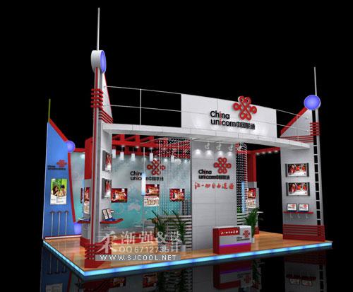 广东深圳展览设计展台搭建生产供应商 供应展览设计展台搭建图片