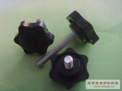 供應塑膠六角星頭螺絲