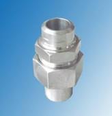 供应焊接式直通管接头