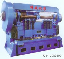 供应Q11系列上传动剪板机