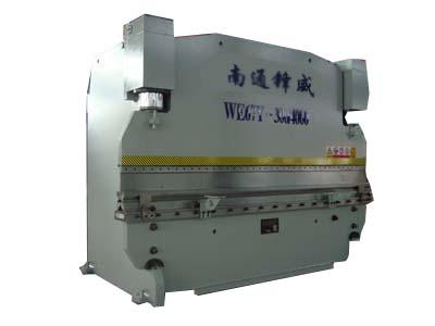 供应WE67Y系列300T×4000液压板料折弯机