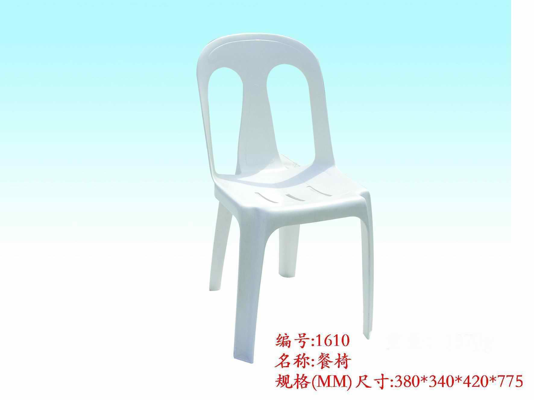 供应厦门餐椅 塑料桌