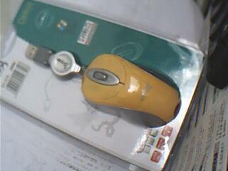 供应德意龙好用点USB接口DY-670型伸缩鼠标