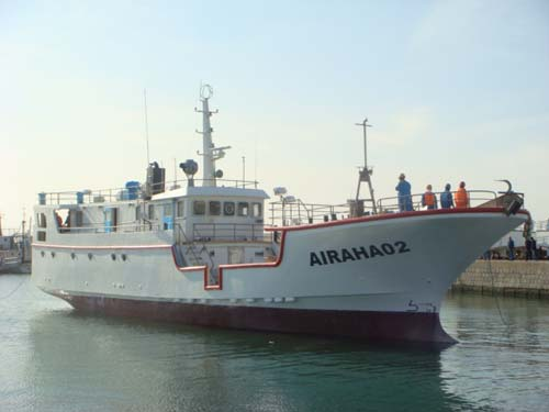 古典欧式船